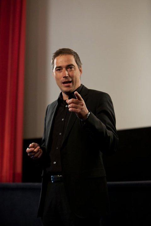 Claudius Bähr - Präsentationstrainer